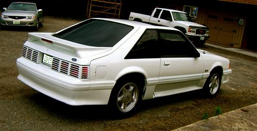 Cliff Studley's 1990  Ford Mustang GT