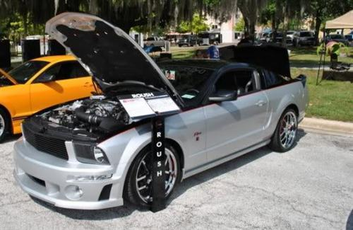 Cort Schmidt's 2009 Ford Roush RTC Mustang