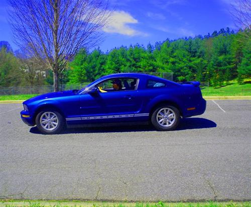 Cory Hill's 2008 Ford Mustang
