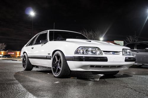curtis reynolds' 1991 ford mustang lx