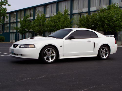 Doug  Bryant's 2004 Ford Mustang GT