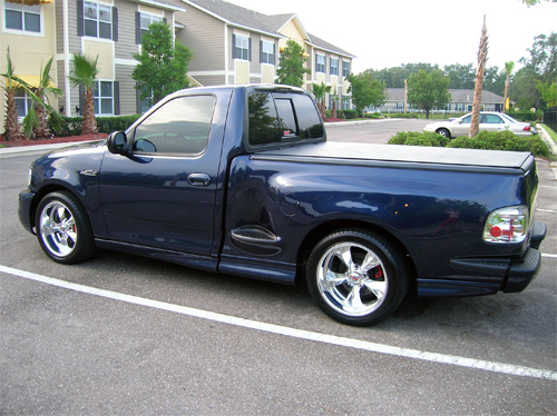 2002 Ford Lightning - Daniel  Morgan's 2002 Ford Lightning