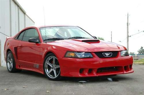 Dale Underwood's 2002 Ford Mustang Saleen S281