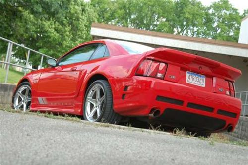 2002 Ford Mustang Saleen S281 - Dale Underwood's 2002 Ford Mustang Saleen S281