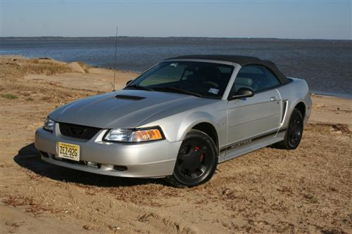Dan Killius' 2000 Ford Mustang Convertible
