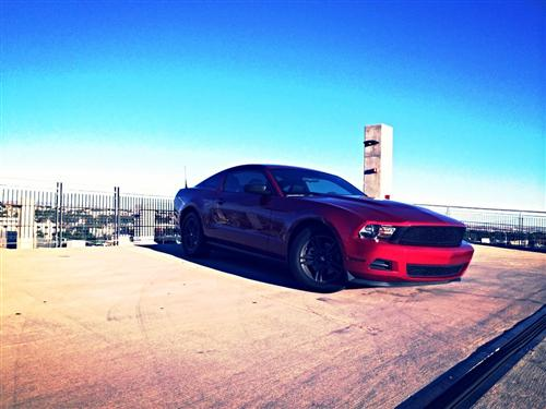 Daniel Jamerson's 2011 Ford 3.7 Mustang