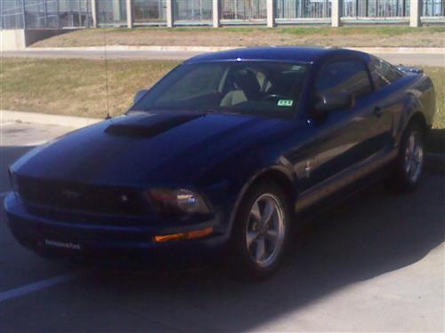 Dave Davis' 2008 Ford Mustang