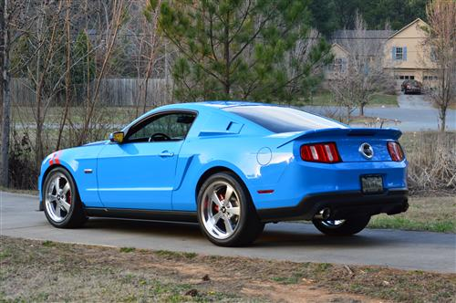 DAVE DOLEN's 2010 FORD MUSTANG GT