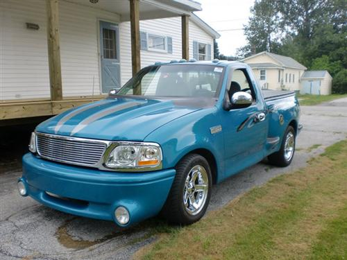 David  Dumont's 1997 Ford F150 Big D Edition