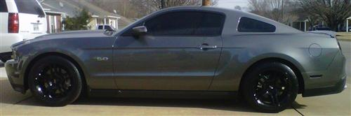 2011 FORD Mustang 5.0 - David Bozard's 2011 FORD Mustang 5.0