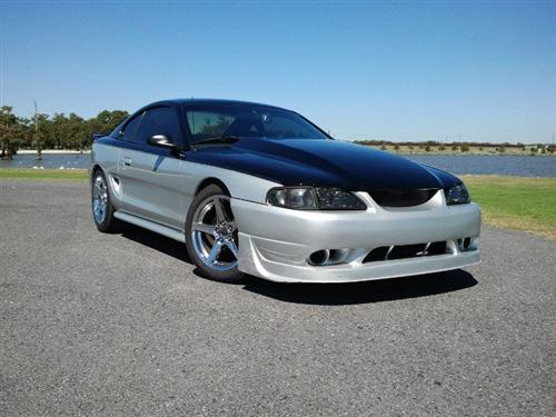 david elliott 's 1998 ford mustang gt