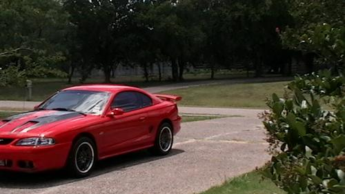 David Stone's 1995 Ford Mustang Gt cpe