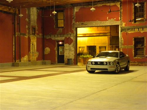 David Varghese's 2007 Ford Mustang