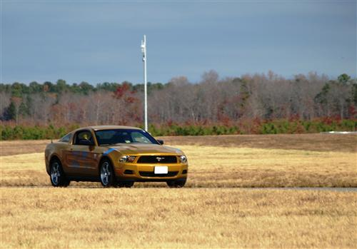 Dean Townsend's 2010 Ford Mustang