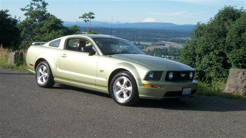 Denise Lewis' 2006 Mustang GT