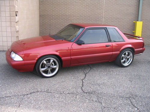 Dominic Nigro's 1992 Ford Mustang LX