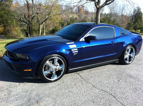 Don  Seebold's 2010 Ford Mustang GT
