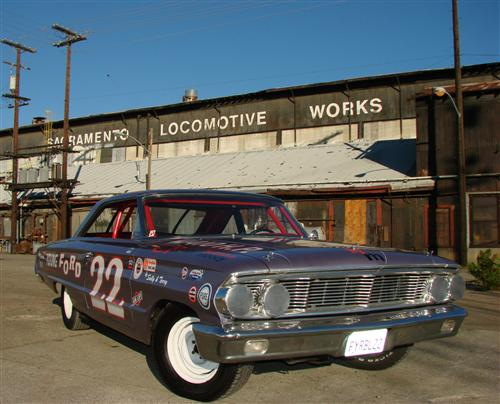 Don Falloon's 1964 Ford Galaxie 500