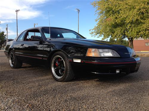 Don Fleming's 1988 Ford Thunderbird TC