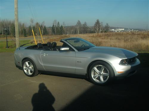 Don Rioux's 2012 Mustang GT
