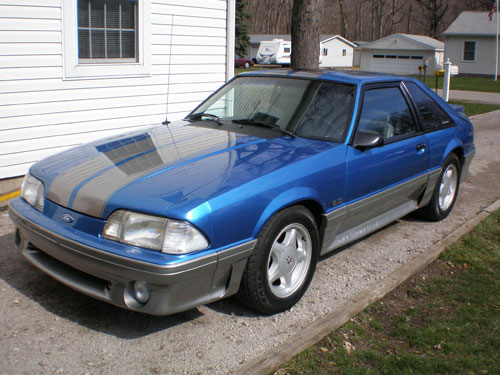 1993 Ford Mustang GT - Don Whetsel's 1993 Ford Mustang GT