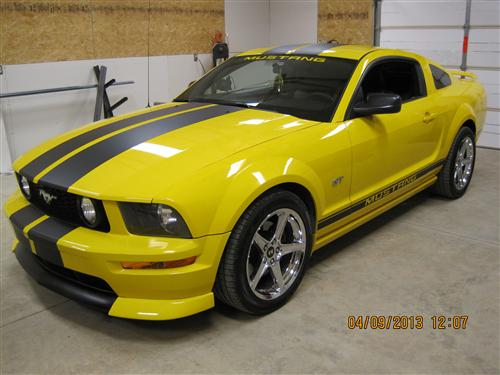 Donald Cate's 2005 Mustang GT