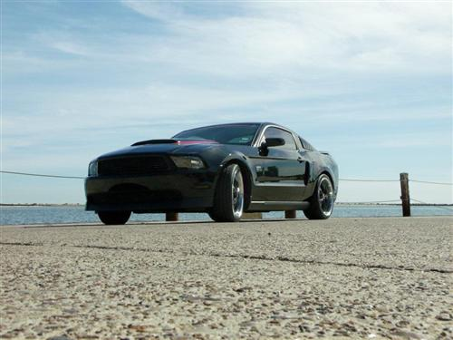 Donnie meyer's 2010  ford mustang