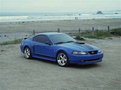 Doug Russell's 2003 Ford Mach 1