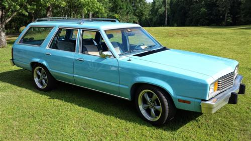 Doug Smith's 1981 Ford Fairmont
