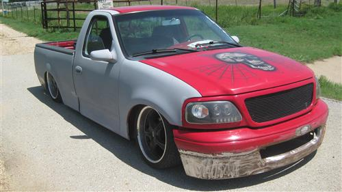 dustin  maltsberger's 2003 ford  f150