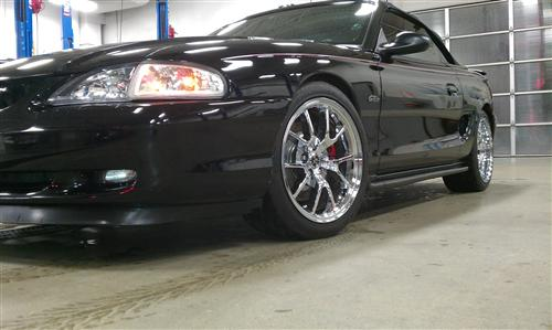 Dylan Roth's 98 Ford Mustang GT