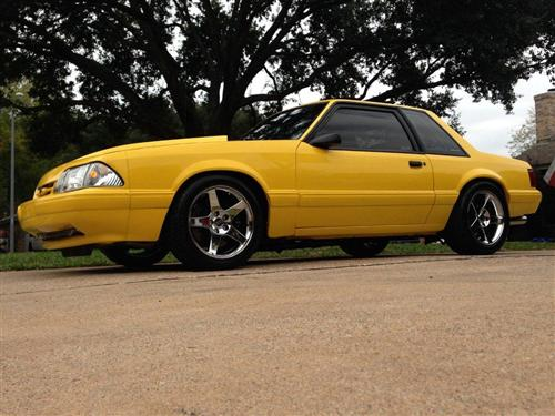 DYLAN SEARCY's 1993 FORD MUSTANG LX