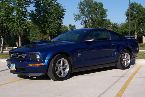 Ed Jacobson's 2006 Ford Mustang