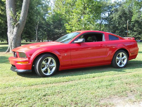 Ed Snider's 2006 Ford Mustang GT