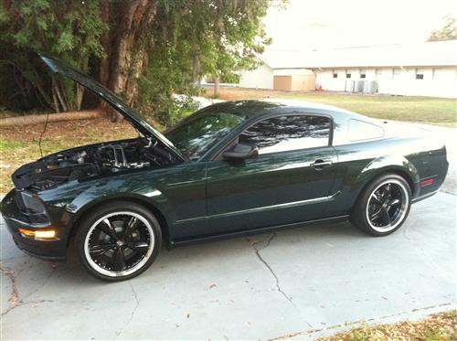 Eddie Howard's 2008 Ford Mustang Bullitt