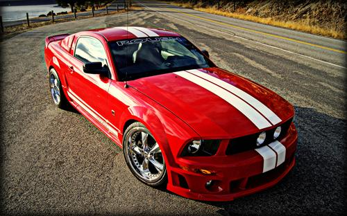 2005 Ford/Roush Mustang Stage 2+ - Edward Greybeck's 2005 Ford/Roush Mustang Stage 2+