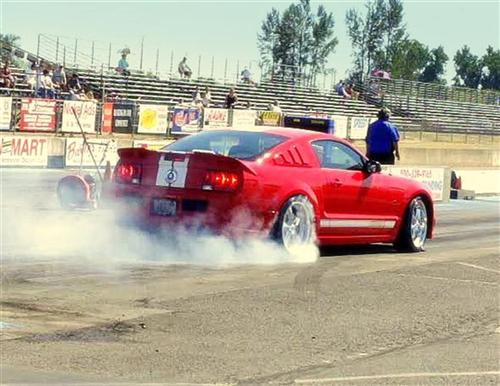 2005 Roush/Ford Mustang Stage 2+ - Edward Greybeck's 2005 Roush/Ford Mustang Stage 2+