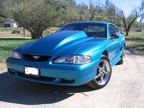 Eric Wilson's 1994 Ford Mustang GT