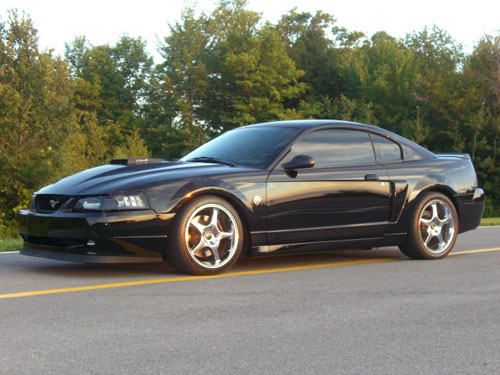 Erik Anderson's 2004 Ford Mustang Mach 1