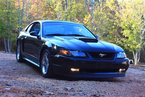 Evan Owenby's 2000 Ford Mustang GT Spring Edition