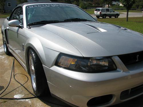 Fred Scaldaferri's 2004 Ford Mustang SVT Cobra