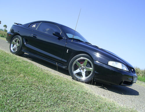 G. Gonzalez's 1995 Ford  Mustang GT