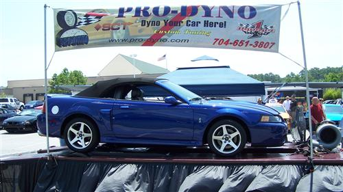 Garrett Younts' 2003 Ford Mustang Cobra