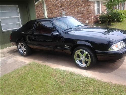 gary johnson's 1989 ford mustang lx 5.0