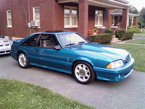 Gary Lake's 1993 Ford Mustang Cobra