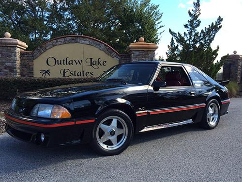 George B's 1987 Ford Mustang GT