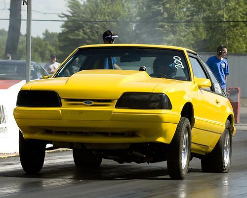 Greg Collins' 1990 ford mustang lx