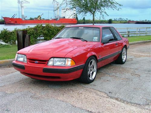 Greg Fisher's 1990 Ford Mustang LX 5.0