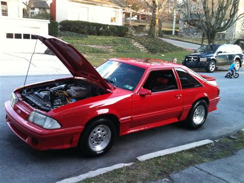 1991 Ford Mustang GT - Greg Weatherwalk's 1991 Ford Mustang GT