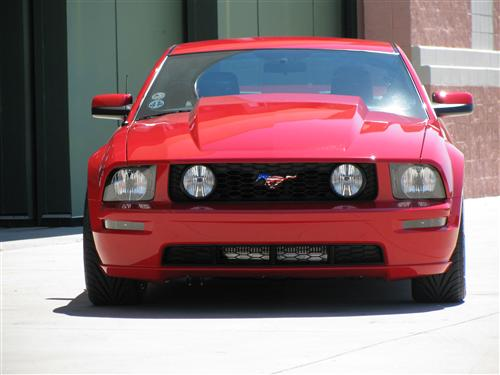 Harry  Bandy's 2005 Ford Mustang  GT (COUPE)